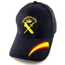 Gorra Guardia Civil. Modelo 075