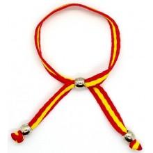 Pulsera bandera España. Modelo 132