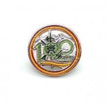 Pin Centenario Legión Española. Modelo 100