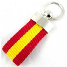 Llavero bandera España. Modelo 305