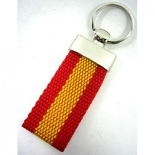 Llavero bandera España. Modelo 318