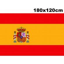 Bandera España grande 180x120cm