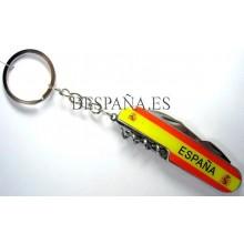 LLavero campana España. Modelo 532