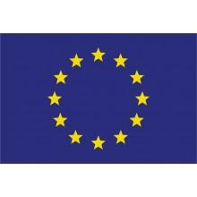 Bandera de la Unión Europea 150x90cm.