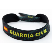 Cinta gafas neopreno Guardia Civil