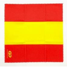 Gamuza gafas bandera de España