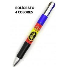 Boli 4 colores bandera España Armada Española