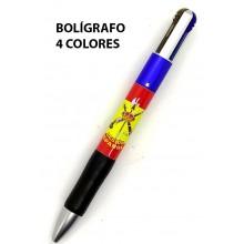 Boli 4 colores bandera España Legión