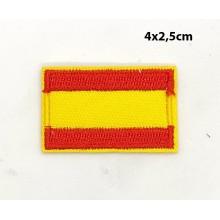 Parche bandera España. Modelo 098