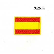 Parche bandera España. Modelo 099