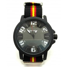 Reloj bandera España. Modelo 206