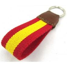 Llavero bandera España. Modelo 518