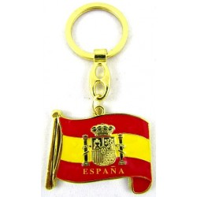 Llavero bandera España marino. Modelo 515