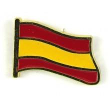 Muñequera bandera España.