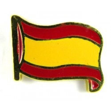 Pin bandera España. Modelo 76