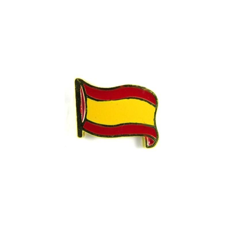 Parche bandera España. 7,5x5cm. Modelo 35