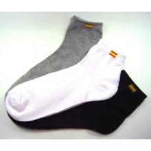 Set 3 pares calcetines bandera España. 40-46. Modelo 01