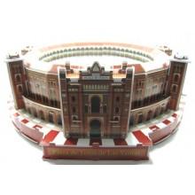 Puzzle 3D Plaza Toros Las Ventas