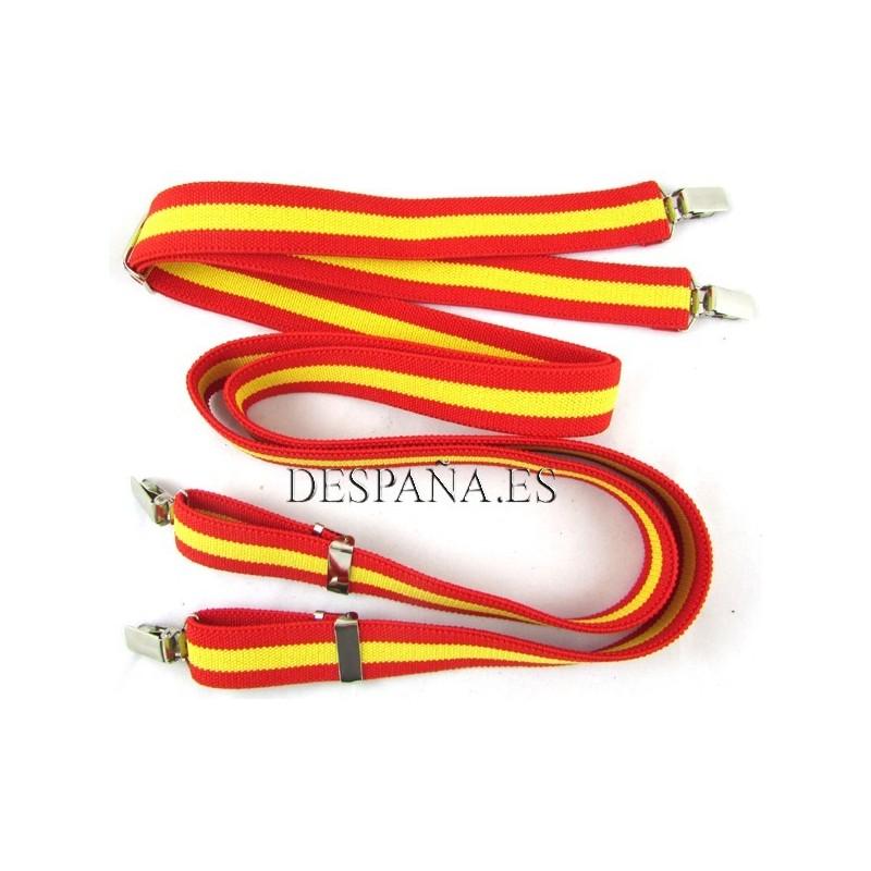 Cordones bandera España