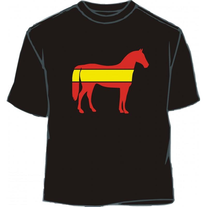 Camiseta Ñ bandera España