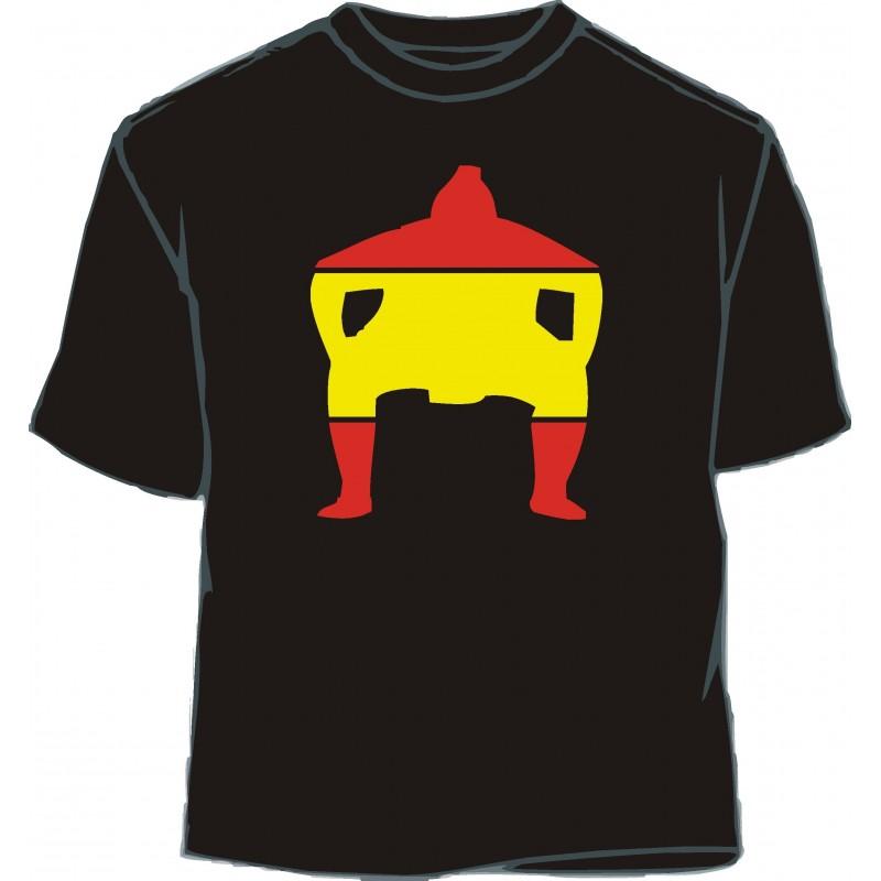 Camiseta Cid Campeador bandera España
