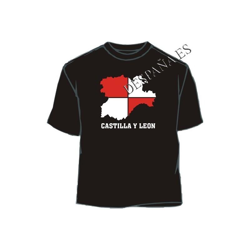 Camiseta nota musica bandera España
