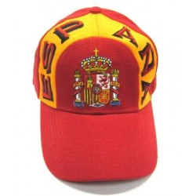 12 Gorras España Modelo 07