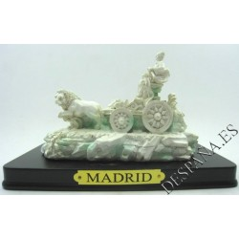 Bolso Passport Madrid. Verde