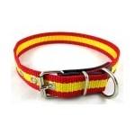 Accesorios para mascotas con bandera de España. La Tienda de España